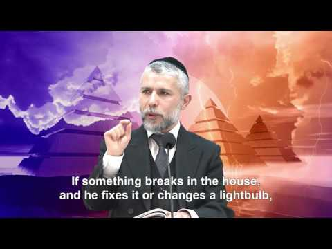 How Much Money Does a Man Need to Give His Wife? - Rabbi Zamir Cohen