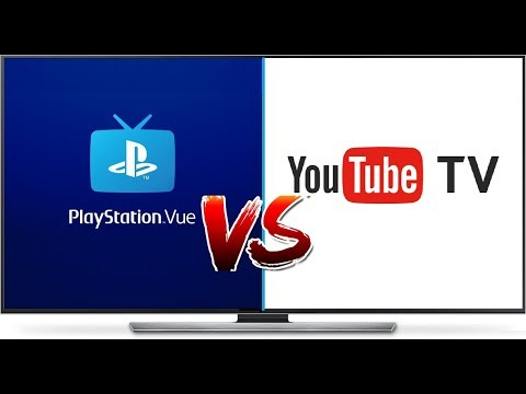YouTube TV VS. PlayStation Vue | BEST STREAMING SERVICES OF 2019 EP. 4