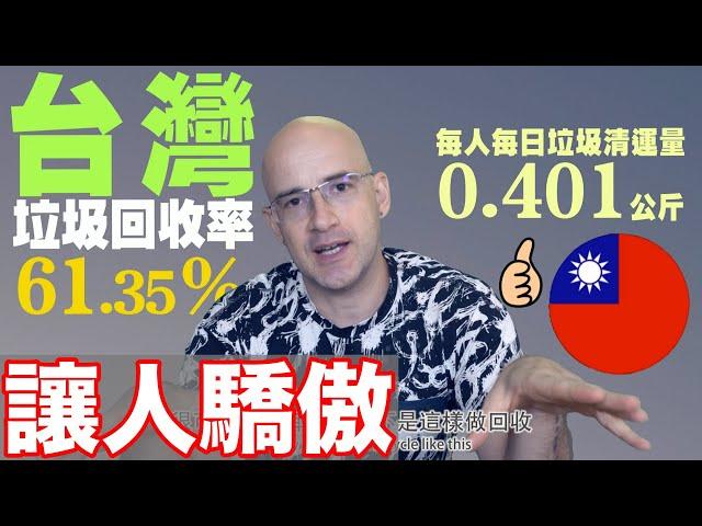 土耳其必須要跟台灣學♻️台灣人當世界的好榜樣🌍[ TAIWAN RECYCLE IS ONE OF THE BEST 💪]