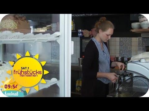 ZEIT ist GELD: Das MINUTEN-CAFÉ   SAT.1 Frühstücksfernsehen   TV