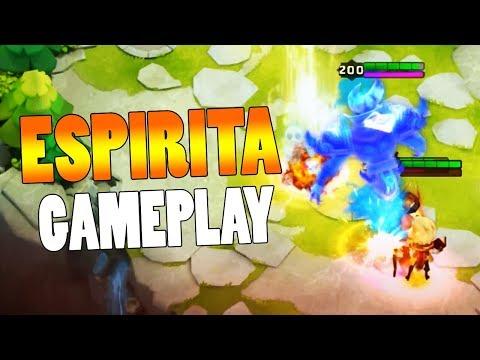ESPIRITA EVO1 IN AZIONE! - Castle Clash ITA