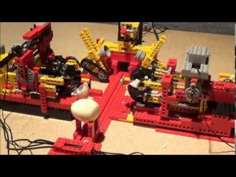 LEGO : Zigaretten Hülsen Portionierer Maschine --- üfchen ...