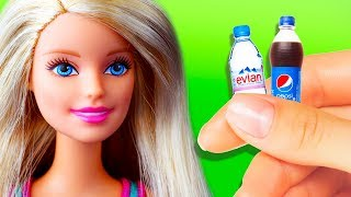 30 COOL BARBIE DOLL LIFE HACKS thumbnail