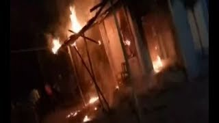 Bengal: Mob Torches Malda Police Station After Man Dies In Custody