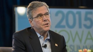 Jeb Bush Shouldn't Have Trouble Answering Iraq Question
