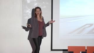 Ma première transformation numérique | Aurélie Jarniat Filliger | TEDxUSMBAnnecy