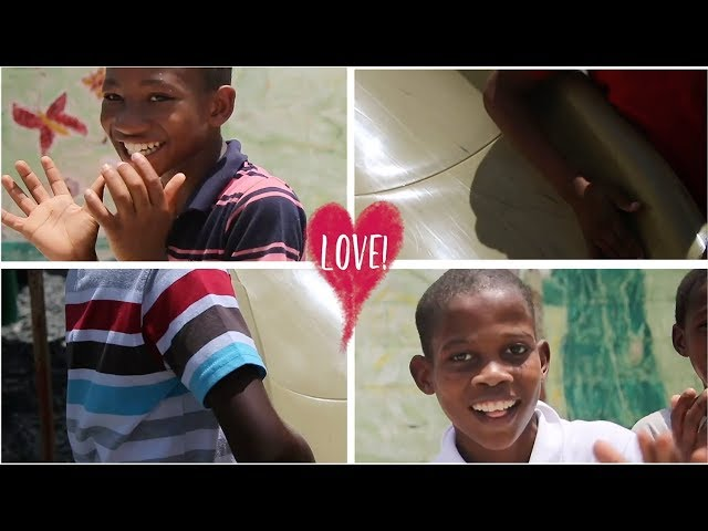 Jesus Loves Me This I Know! Happy Valentine's from Compassion International