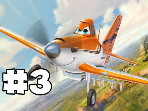 Disney Planes The Video-Game - Part 3 - Echo Mess! (HD Gameplay Walkthrough)