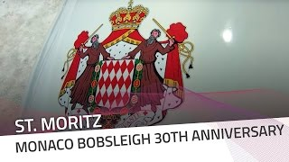 The Monegasque Federation celebrates the 30th anniversary | IBSF Official