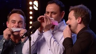 A New Boyband Has Been Introduced With A Brand New Instrument   COMB!!!