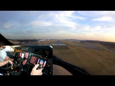 Easy Day Crossing The U.S. In The Gulfstream - Pilot VLOG - 64