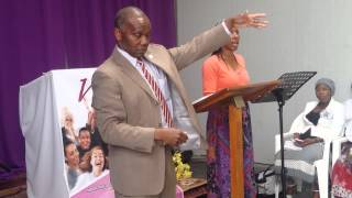 MFM Luxembourg Delivrance Programm with Pastor Uzor from MFM Holland