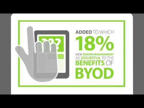 Vanson Bourne: Headline analysis BYOD research