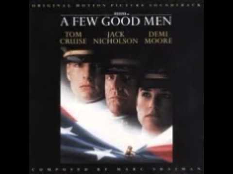 A Few Good Men soundtrack score 01 CODE RED  SEMPER FIDELIS