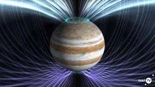 Come Juno studierà il campo magnetico di Giove