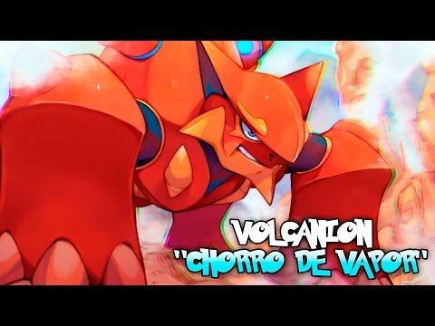 """LEGENDARIOS VS LEGENDARIOS: VOLCANION, """"CHORRO DE VAPOR""""! (POKÉMON RUBÍ OMEGA & ZAFIRO ALFA)"""