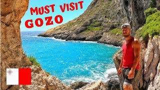8 MUST VISIT places in  GOZO
