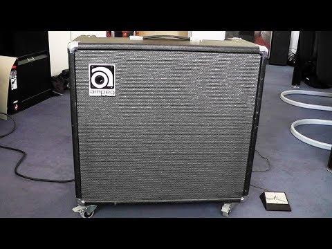 Vintage Ampeg VT-40 1971 model Demo