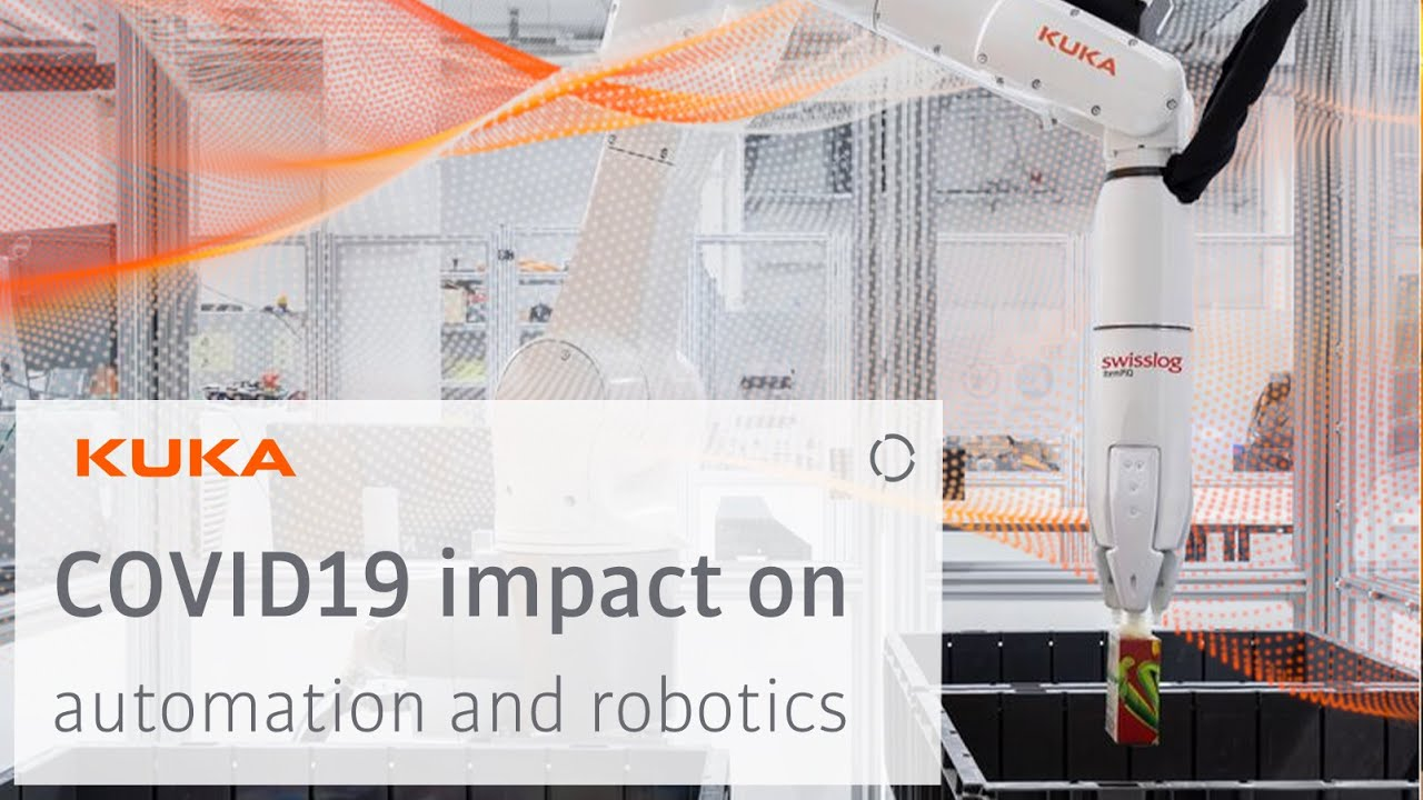 Robotics & Automation Industries Post COVID-19