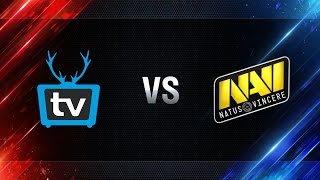 WePlay vs Natus Vincere - day 4 week 5 Season I Gold Series WGL RU 2016/17