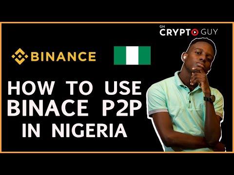 Buy Bitcoin In Nigeria (How To Use Binance P2P in 2020) - Zero Trading Fees