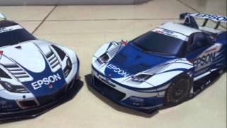Racing Cars PaperCraft