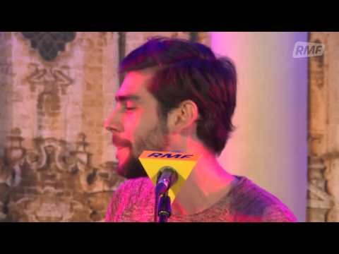 Alvaro Soler - Agosto (LIVE w RMF FM)