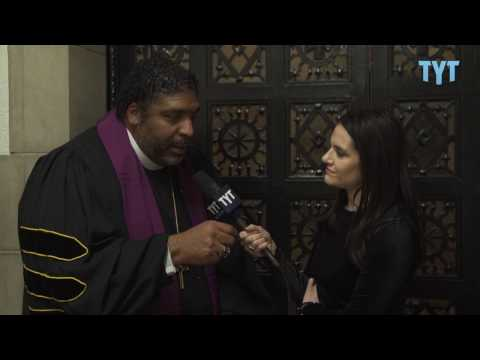 "Nomi Interviews Rev. William Barber: 2018 Will Be The ""Poor People's Campaign"""