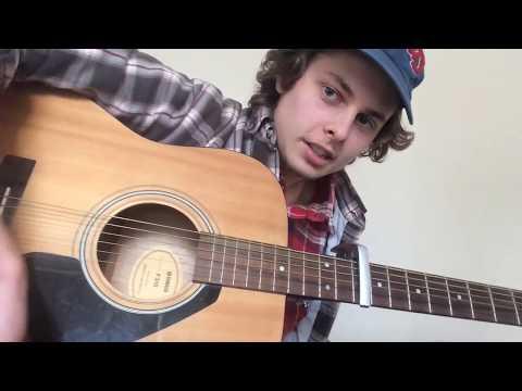 Sufjan Stevens - Chicago guitar lesson/tutorial/cover