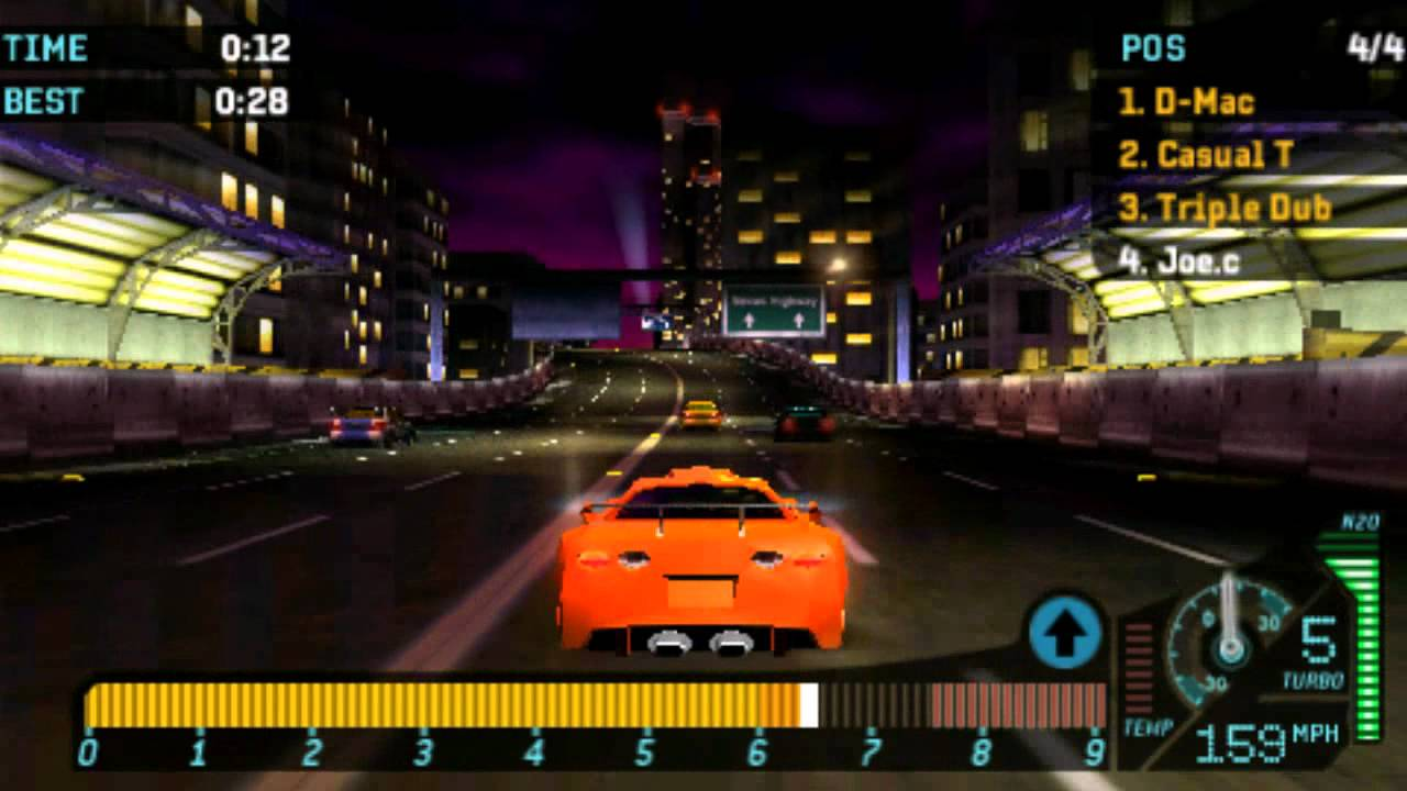Need For Speed Rivals Race Cars