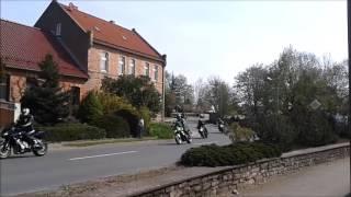 1 mai 2016 18 biker und triker ausfahrt sangerhausen