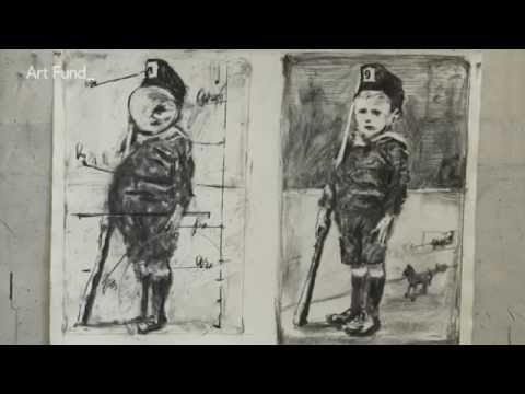 William Kentridge at Whitechapel Gallery