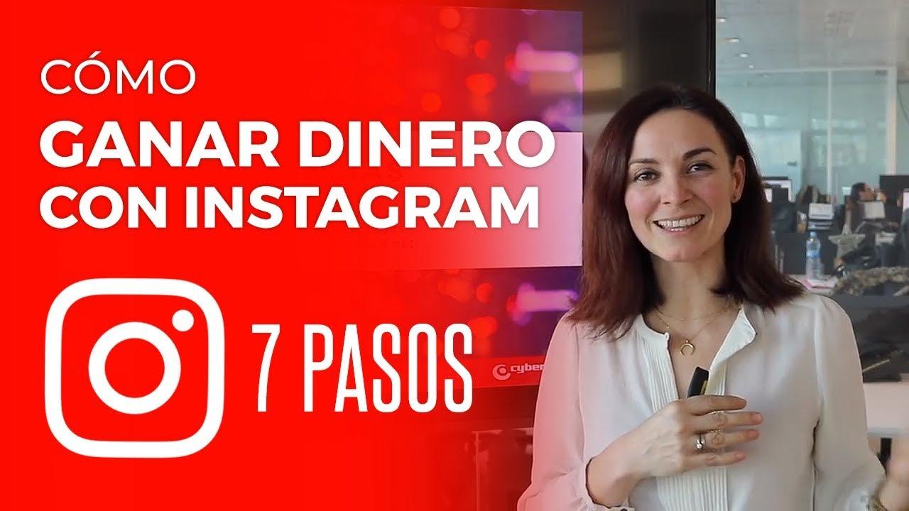 Aprede - Cómo ganar dinero con tu cuenta de Instagram en 7 pasos