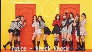 [Music box Cover] Twice - Knock Knock Resimi