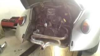 moteur 1600 simple vw