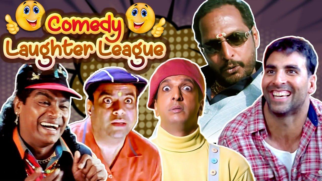 Download Popular Hindi Comedy Scenes   Comedy Laughter League   Akshay Kumar - Paresh Rawal - Kader Khan