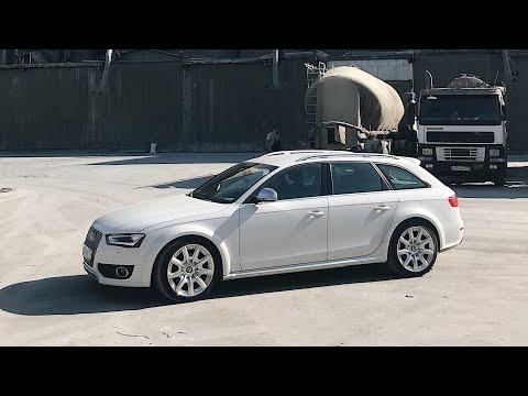 Audi A4 Allroad честный отзыв владельца. Audi A4 B8 Allroad.