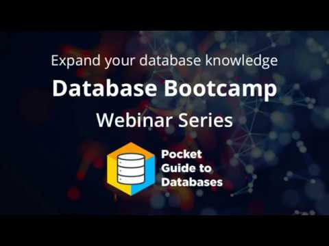 Database Bootcamp 4 - The Future of Database Technology
