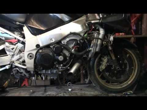 2001 Turbo GSXR 1000 - YouTube