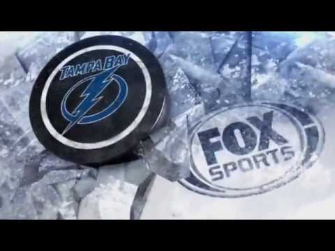Fox Sports NHL Tampa Bay Lightning Broadcast Intro