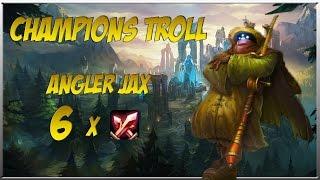 Champions Troll | Angler Jax - 6 Phantom Dancers