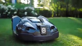 Husqvarna Automower® – The original robotic lawn mower