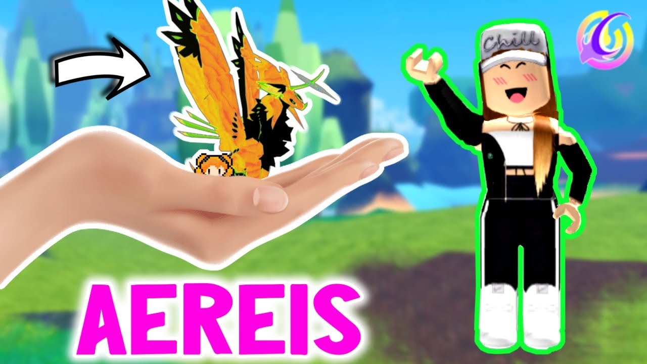 Download Giving AWAY my AEREIS to Someone RANDOM! Roblox Creatures of Sonaria