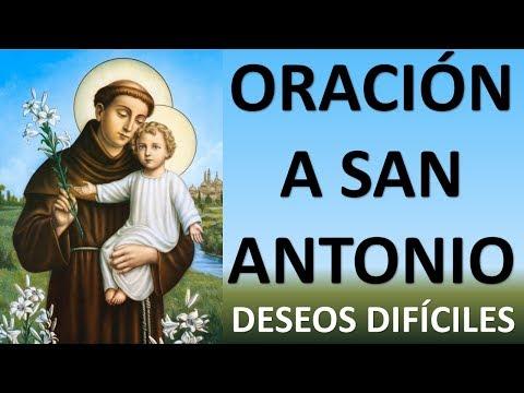 ▶ ORACIÓN A SAN ANTONIO DE PADUA PARA UN DESEO DIFICIL- 13 MIN CON SAN ANTONIO - ORACION Y PAZ