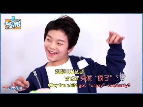【ENG SUB】BOY STORY Interview in Idol Planning Agency 音悦台爱豆企划社(p1)