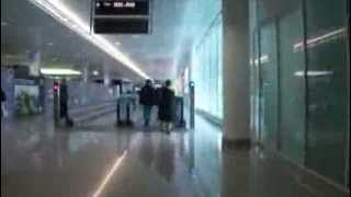 Walk Through Munich Airport Terminal 2
