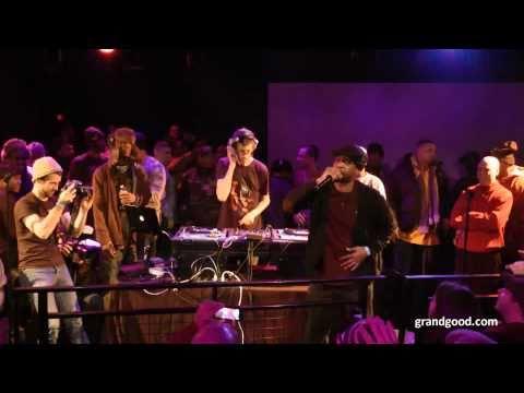 Masta Ace + Buckshot, Live @ Stretch & Bobbito's 20th Anniversary