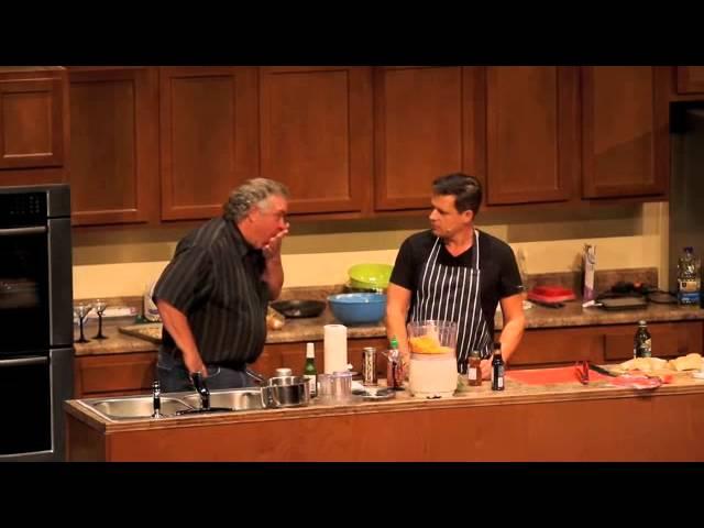 Celebrity Chef Jon Ashton