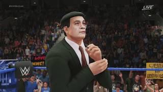 BRF - WWE2K18 [ท่านผู้นำ]