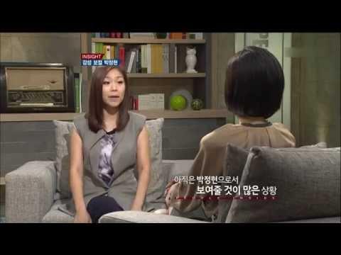 [2012.09.17] 박정현 (Lena Park), 8집 interview show (MC: 백지연)